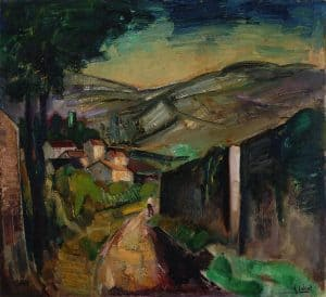 Arnout Colnot | Hiker in hills