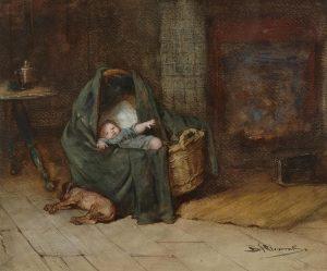 Bernardus Johannes Blommers | Tijd om te gaan slapen