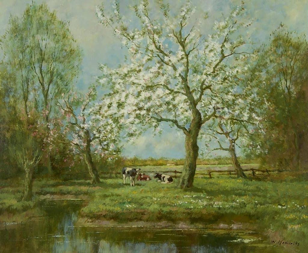 Cor Bouter | Voorjaar