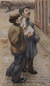 Gerard Johan Staller | De straatzangers