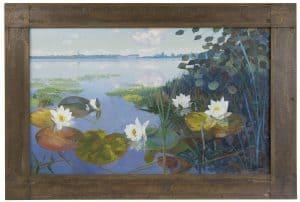 Dirk Smorenberg | Waterlelies in de Loosdrechtse Plassen