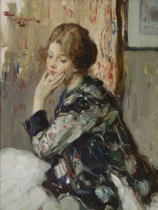 Fernand Toussaint | Jonge vrouw