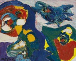 Karel Appel | Composition