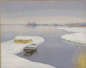 Dirk Smorenberg | Loosdrechtse plassen in de winter