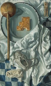 Ab Knupker | A still life with a shoe