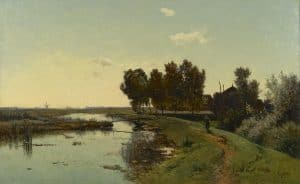 Paul Gabriël | Dutch polder landscape