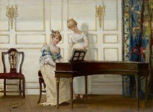 Albert Ludovici Jr | Pianoles