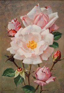 Jan Voerman jr. | Roze rozen