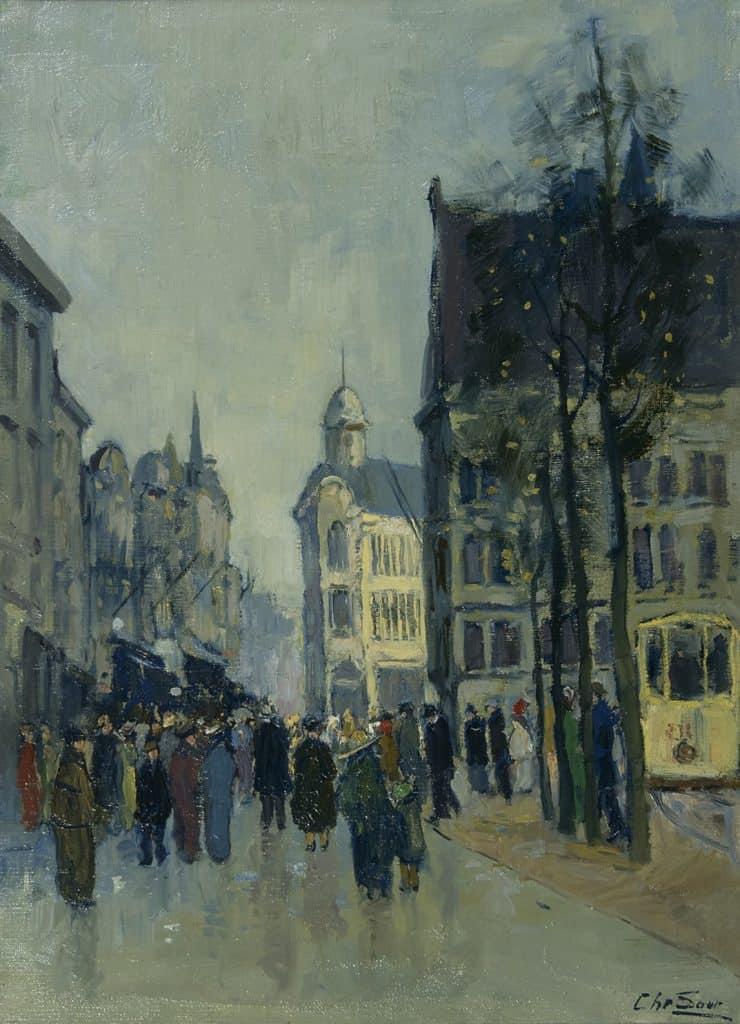 Chris Soer | De Lange Poten in Den Haag