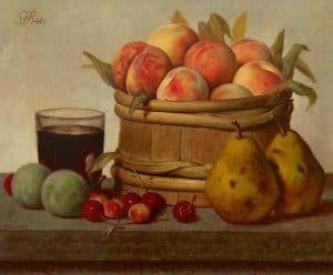 Gerard Röling | Stilleven met fruit