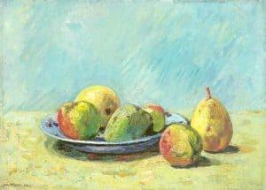 Jan Wiegers | Stilleven met fruit