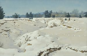 Jan Voerman jr. | Winterlandschap
