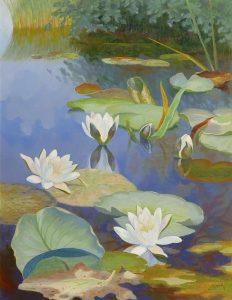 Dirk Smorenberg | Waterlelies