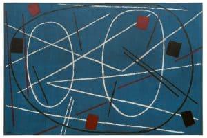 Willem Hussem | Composition blue