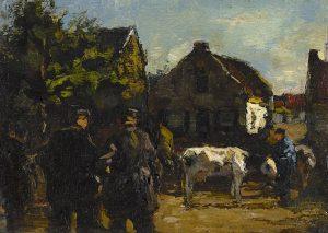 Willem de Zwart | Koemarkt