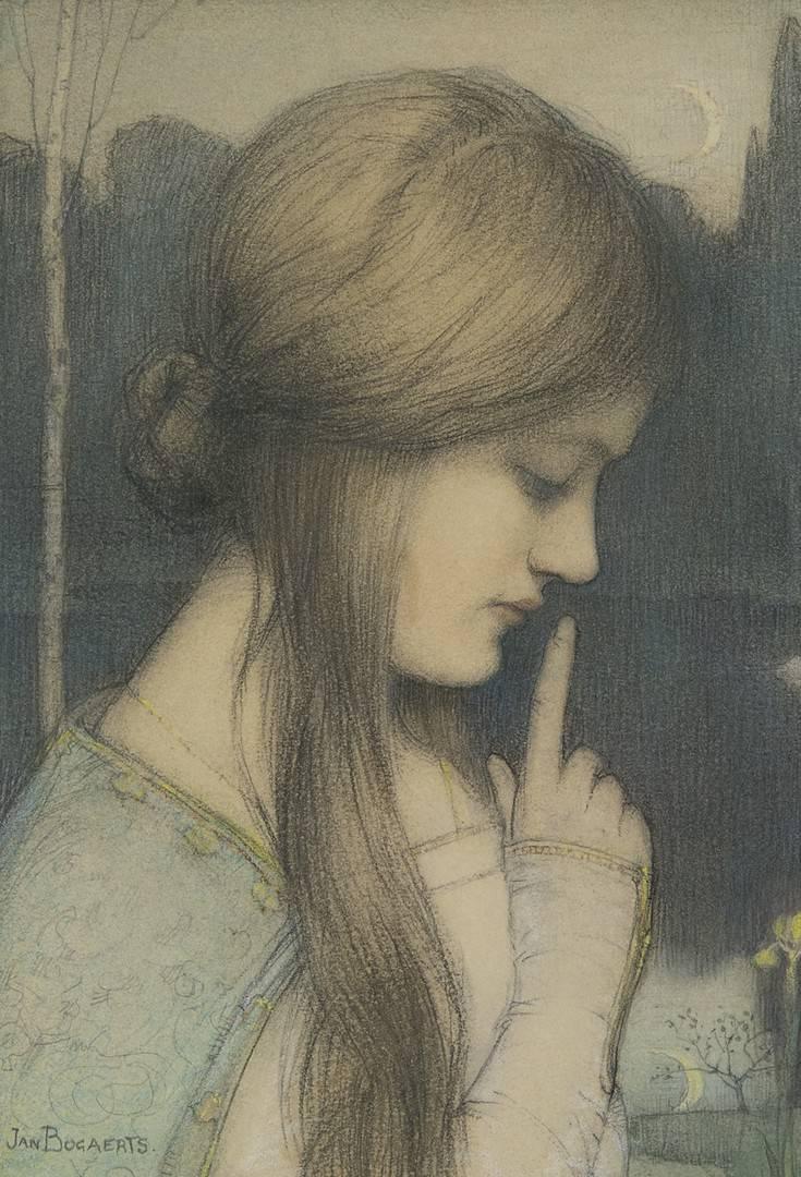 Jan Bogaerts - Jong meisje