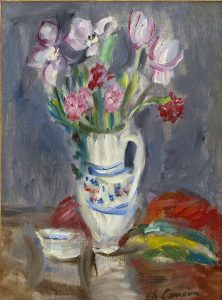 Charles Camoin | Mixed bouquet in a vase