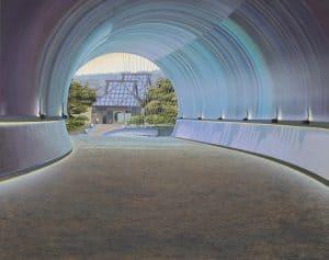 Willem van Veldhuizen | Toegang tot het Mihomuseum Kyoto (Japan)