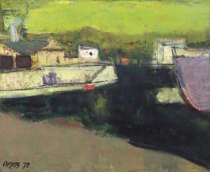 Wim Oepts | De haven van Sète (Zuid-Frankrijk)