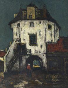 Suze Robertson | The vispoort, Harderwijk