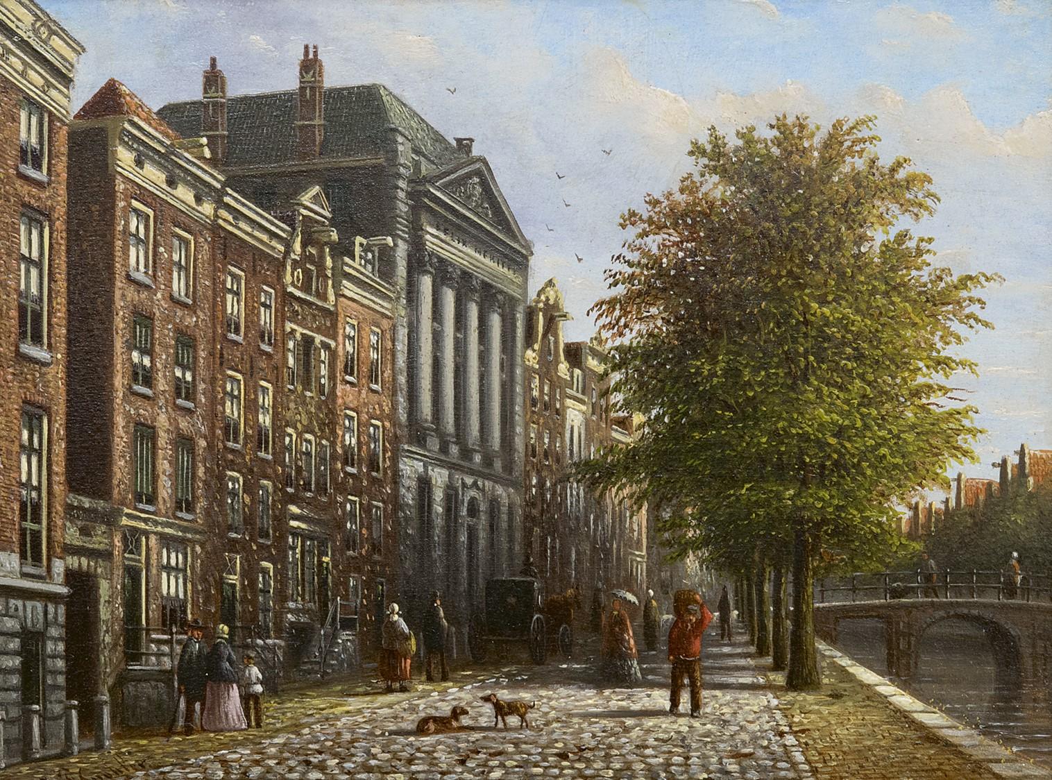 JF Spohler - Felix Meritis Amsterdam